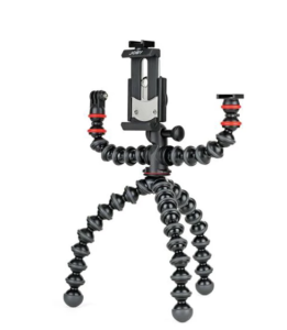 Looking For The Best Tripod For Cell Phones or Cameras