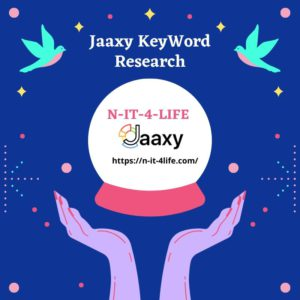 Jaaxy KeyWord Research-Logo